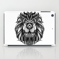 zodiac iPad Cases featuring Signs of the Zodiac - Leo by Andreas Preis