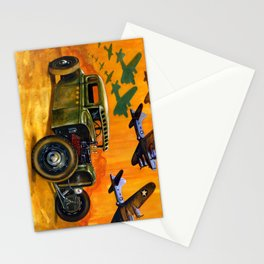 Pride of the fleet Stationery Cards