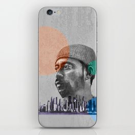 MADLIB - urban iPhone Skin