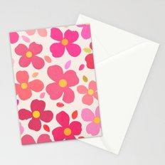dogwood 7 Stationery Cards