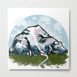 Bear Mountain Metal Print