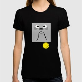 Pug! Ball! Ball! T-shirt