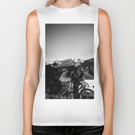 Suburban Cowboy Biker Tank
