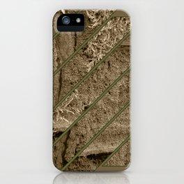 Natura Futura iPhone Case