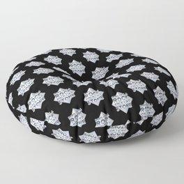 White Floor Pillow