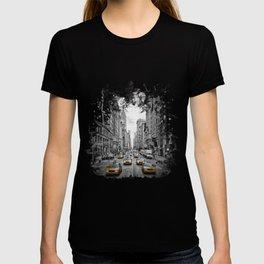 5th Avenue NYC Traffic T-shirt