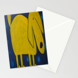 Yellow Dawg Stationery Cards