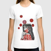 graffiti T-shirts featuring Graffiti by AntWoman