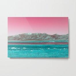Colourful Skies Metal Print