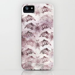 Bats in the Mist iPhone Case