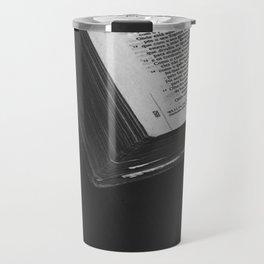 La biblia Travel Mug