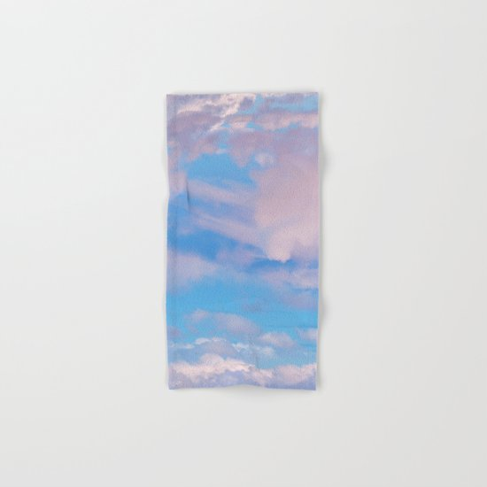 The Colour of Clouds 05 Hand & Bath Towel