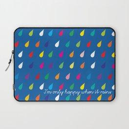 Happy Rain Laptop Sleeve