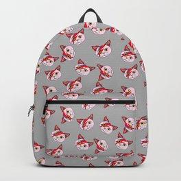 Heroes Cat Head Backpack