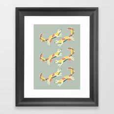 MARTENS Framed Art Print