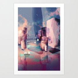 Pleiades Art Print