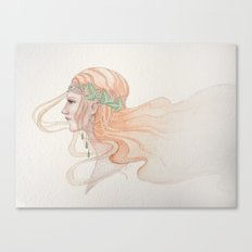 Lady of Lorien Canvas Print