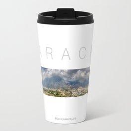 East CARACAS West Travel Mug