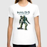halo T-shirts featuring Halo 5 by ezmaya