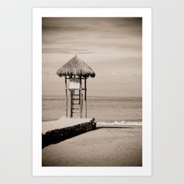 Two If By Sea Art Print