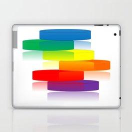 Rainbow Ladder Laptop & iPad Skin