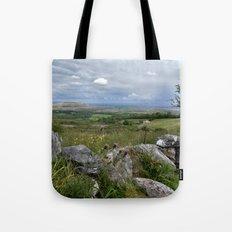 Slowly the Landscape Changes.... Tote Bag