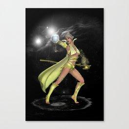 The Enchantress .. fantasy Canvas Print