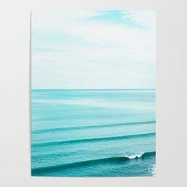 Minimal Beach Poster