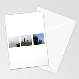 Italian landscape view Stationery Cards