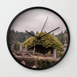 Ferndale Cemetery Wall Clock