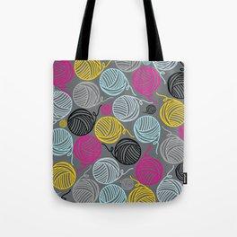 Yarn Yarn Yarn Yarn Yarn Tote Bag