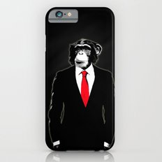 Domesticated Monkey iPhone 6 Slim Case