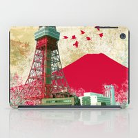 tokyo iPad Cases featuring Tokyo by Kimball Gray