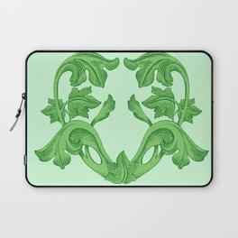 GREEN HEART  Laptop Sleeve