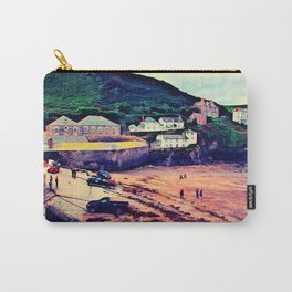 Doc Martin's House at Portwenn Carry-All Pouch