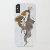 jack frost iPhone & iPod Cases featuring Jack Frost by @Milre_art
