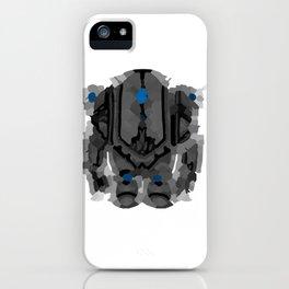 Asura Golem iPhone Case