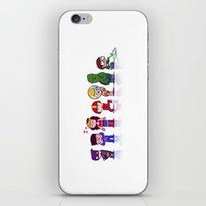 Super Babies iPhone & iPod Skin