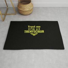 Trust me i am themysciran Rug