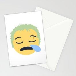 Roronoa Zoro Emoji Design Stationery Cards