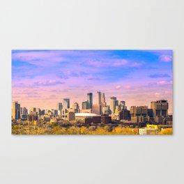 Minneapolis  Canvas Print