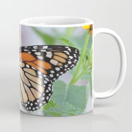 The Monarch Has An Angle Coffee Mug