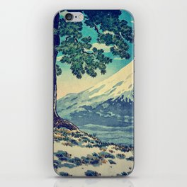 After the Snows in Sekihara iPhone Skin