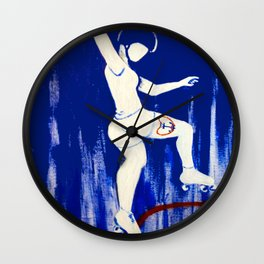 Brooklyn Bombshells Wall Clock
