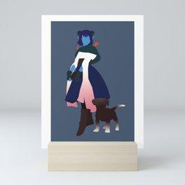 Jester - Critical Role Mini Art Print