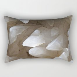 Crystal Cave Rectangular Pillow
