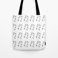 plant Tote Bags featuring Plant  by Ilona
