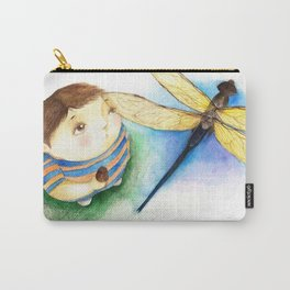 Afternoons II Carry-All Pouch