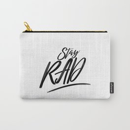 Stay RAD! Carry-All Pouch