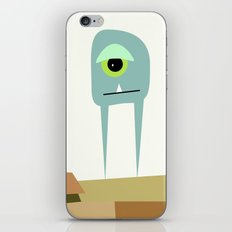 It's A Monster  iPhone & iPod Skin
